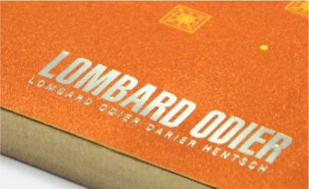 Lombard Odier CNY Promotions 2015 image