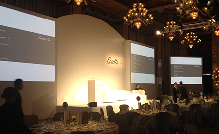 Coutts Wealth Management Company Event image